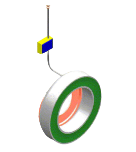 Epoxy coil type Epoxy coil type